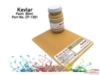 ZP1301 Kevlar coloured paint 60 ml Paint Material