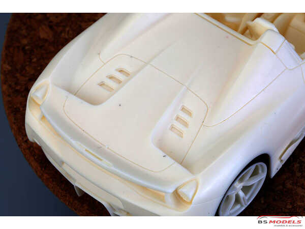 AM020004 Ferrari 458 special A  full kit Multimedia Kit
