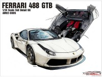 AM020005 Ferrari 488 GTB  full kit Multimedia Kit