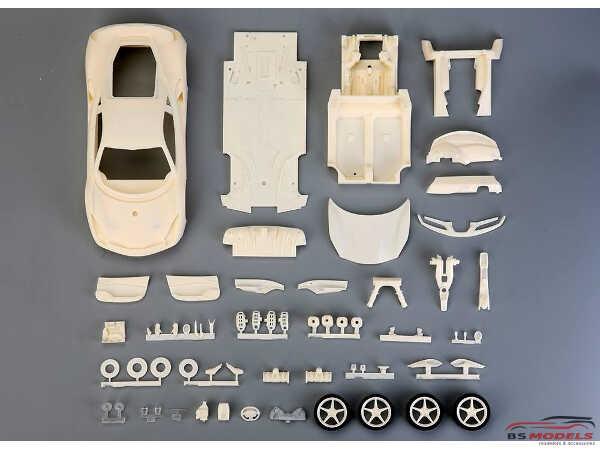 AM020005 Ferrari 488 GTB  full kit Multimedia Kit