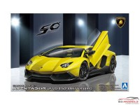 AOS01152 Lamborghini Aventador LP 720.4   50° Anniversario Plastic Kit