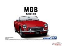 AOS056851 BLMC  G/HM4   MG  B  MK2  '68 Plastic Kit