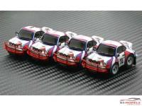 FW105 Porsche 911SC rally Multimedia Kit