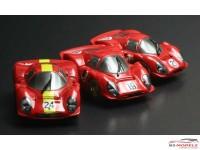 FW118 Ferrari 330P4 (nr 24) Multimedia Kit
