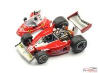 FW119 Ferrari 312T Multimedia Kit
