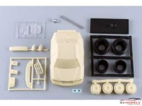 FW128RM008-DA Mercedes Benz 190 EVO II  (Diebels Alt) Multimedia Kit