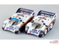 FW133-ROTH Porsche 956 short  Rothmans Multimedia Kit