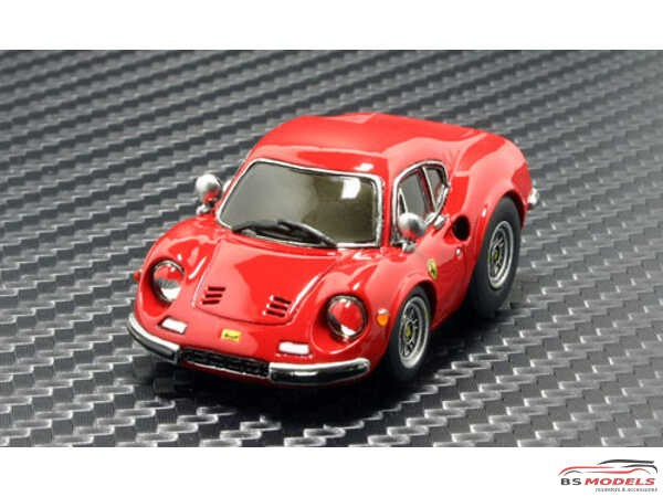 FW21 Ferrari Dino 246 GT Multimedia Kit