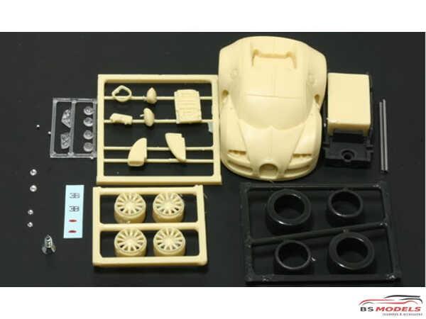 FW39 Bugatti veyron Multimedia Kit