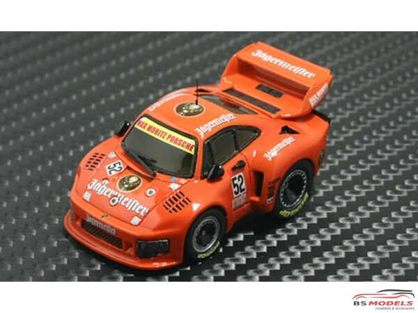 FW43-JAG Porsche 935 Jaegermeister #52 Multimedia Kit