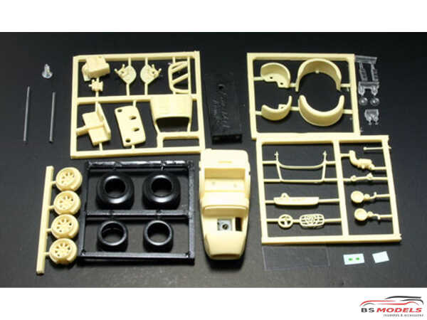 FW46 Lotus Super seven Multimedia Kit