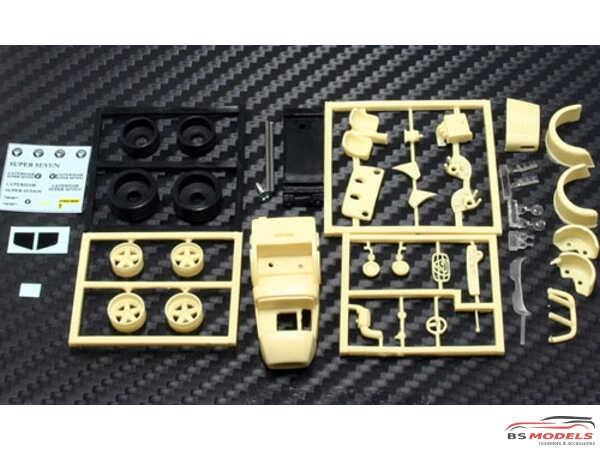 FW54 Lotus Super seven Multimedia Kit