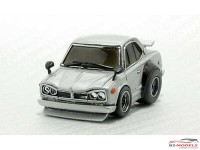 FW60 Nissan Skyline GT-R Multimedia Kit