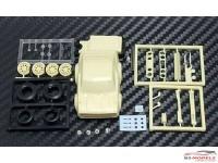 FW60 Nissan Skyline GT-R Multimedia Kit