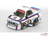 FW77 BMW 3.5 CSL #58 white Multimedia Kit