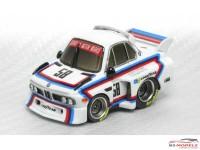 FW77 BMW 3.5 CSL #58 white Multimedia Kit