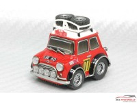 FW84 Morris Mini Cooper 1275Srally Multimedia Kit