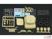 FW84 Morris Mini Cooper 1275Srally Multimedia Kit