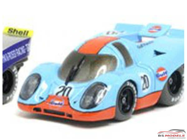 FW86-20 Porsche 917K #20 Multimedia Kit