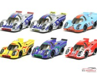 FW86-23 Porsche 917K #23 Multimedia Kit