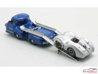 FW94 Mercedes Benz Renntransporter Multimedia Kit