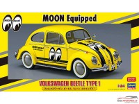 "HAS20357 Beetle Type 1  ""MOON EQUIPPED"" Plastic Kit"