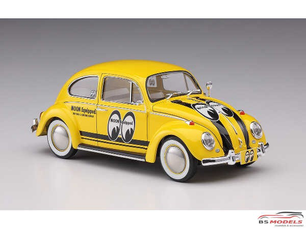 """HAS20357 Beetle Type 1  """"MOON EQUIPPED"""" Plastic Kit"""