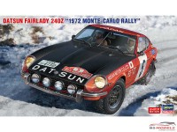 HAS20374 Datsun Fairlady 240Z  Monte Carlo Rally 1972 Plastic Kit