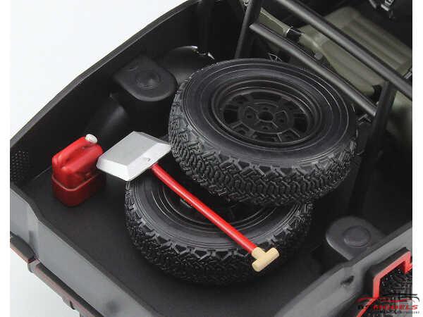 HAS20374 Datsun Fairlady 240Z  Monte Carlo Rally 1972 Plastic Kit