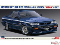 "HAS20378 Nissan Skyline GTS R31  early model ""Nismo"" Plastic Kit"
