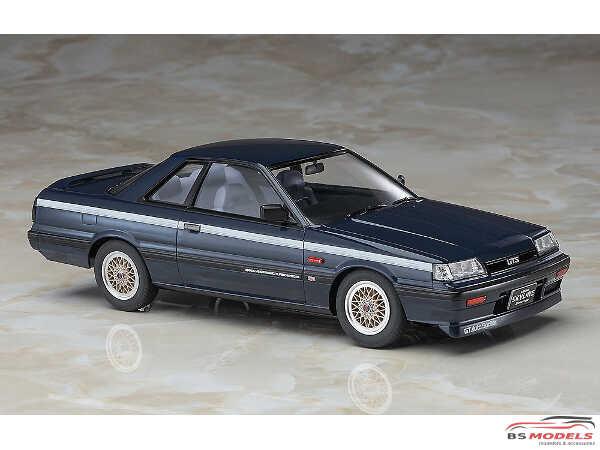 "HAS20378 Nissan Skyline GTS R31  early model ""Nismo"" Plastic Kit"