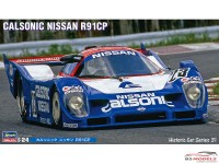 HAS21131 Calsonic Nissan R91cp Plastic Kit