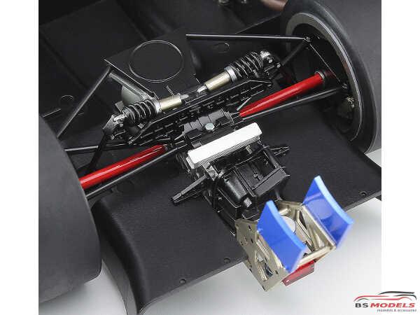 HAS21131 Calsonic Nissan R91cp Plastic Kit