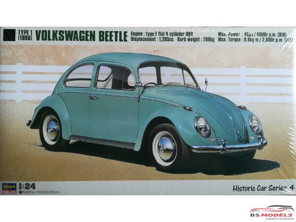 HAS21204 Beetle Type 1 1966 Plastic Kit