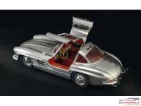 ITA3612 Mercedes Benz 300 SL Gullwing Plastic Kit