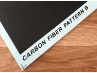 SKcarbonB Carbon Pattern B decal Waterslide decal Decal