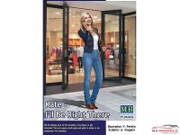 "MB24026 Kate with phone ""i'll be right there"" figure Plastic Kit"