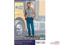 MB24042 Stan Thompson Truckers series Plastic Kit