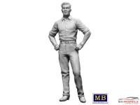 MB24042 Stan Thompson Truckers series Plastic Kit