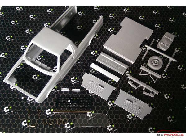 C1TK028 VW Caddy Mk1  Transkit Resin Transkit