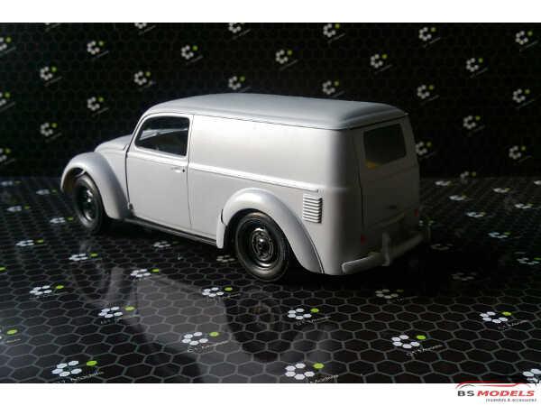 C1TK037 Volkswagen Beetle Van Transkit Resin Transkit