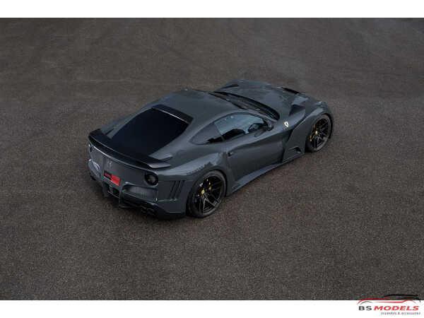 C1TK040 Novitec N-Largo S Ferrari F12 Transkit Resin Transkit