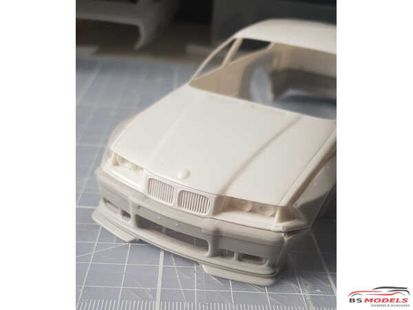 C1TK044 Pandem Widebody BMW E36  Transkit Resin Transkit