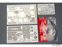 HD020387 Lancia Delta S4  detail set (PE+resin+metal parts) For Beemax Multimedia Accessoires