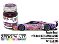 ZP1588 #85 Ford GT Le Mans  Wynn's / Keating Purple Pearl paint 30ml Paint Material