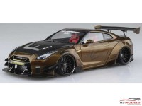 AOS05591 LB Works R35 GT-R  Type 2 Ver 1 Plastic Kit