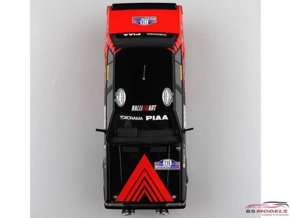 1:24 | BEE-24022 | Mitsubishi Lancer Turbo '84 RAC Rally