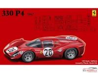 FUJ12575 Ferrari 330P4  1967  #26   (PE incl) Plastic Kit