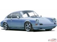 FUJ12667 Porsche 911R  Coupe '67 Plastic Kit