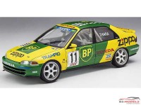 HAS20347 JTCC  BP Trampio Honda Civic Plastic Kit